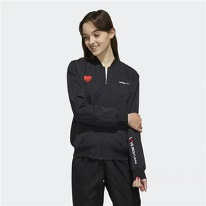 Tasarımcı Toptan Erkek Kadınlar Tasarımcı Rüzgarlık İlkbahar Sonbahar Fermuar Hoodies Moda Spor Ceketler Spor Koşu Mont Boyutu M-XL B100140Q