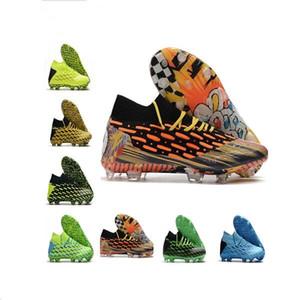 FUTUROS 5.1 Tacos de fútbol 2020 nuevo fútbol botas Shoes yakuda zapatos deportivos mejores NETFIT FG AG hombres de fútbol para suelo firme de la grapa para suelo firme