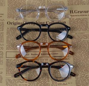 miltzen النظارات الإطار واضحة ينس جوني ديب نظارات قصر النظر النظارات الرجعية oculos دي غراو الرجال والنساء نظارات قصر النظر إطارات