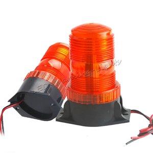 bateau libre 6 x 9W lampe gyrophare stroboscopique LED 12V 24V pour 4x4 autobus scolaire Offroad camionnette remorque VTT UTV SUV équipement tracteur