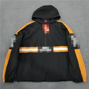 Hotsale Mens Designer Jackets Outdoor Active Womens Brand Jackets Sport Jackets Men Women Fashion Autumn Spring Half Zipper Hoodies 2060100V