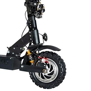 Büyük adam için taşınabilir scooter scooter T300 Shenzhen fabrika 3200W 60V elektrikli scooter katlama