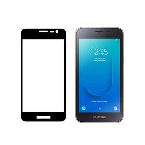 حامي الشاشة غطاء كامل الزجاج المقسى ل LG ARISTO 3 Metropcs Samsung Galax J2Core J4Core مقاوم للانفجار أسود مع 10 في 1 حزم
