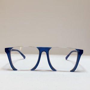 Nuovi bicchieri Donne Uomo 40036 Eyeglasss trasparenti per telaio dell'obiettivo Myopia Eyeglasses Frame Frame Spectocle con cassa originale Jebmq