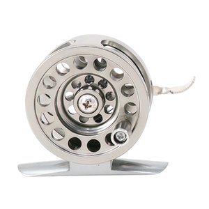 Ice Fishing Reel Saltwater Плот колеса
