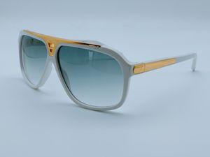 Fashion luxury designer brand vintage sunglasses men and women classic sun glasses pilot style unisex top quality eyewear 1038 with case