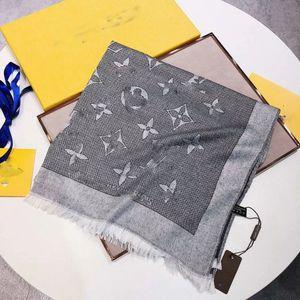 Spring Autumn Fashion Scarf for Women cotton Letter Scarf Shawl Ladies Scarves Size 180x70cm
