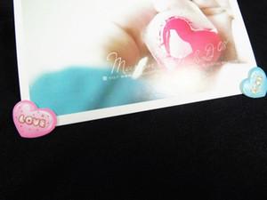 24 قطعة / الوحدة diy الحب الليزر الذهب احباط الزاوية ورقة ملصقات ألبومات الصور المناسب اليدوى إطار الديكور سكرابوكينغ