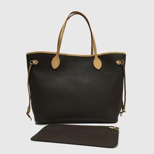 Totes Handtaschen Schulter-Handtaschen-Frauen-Beutel-Rucksack-Frauen-Einkaufstasche Geldbeutel Brown-Beutel-Leder-Kupplungs Fashion Wallet Taschen 36-49