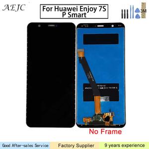 Pour Huawei Profitez 7S / P intelligente FIG-LX1 FIG-LA1 L21 L22 LCD écran tactile Digitizer Assemblée de remplacement LCD 5,65 pouces