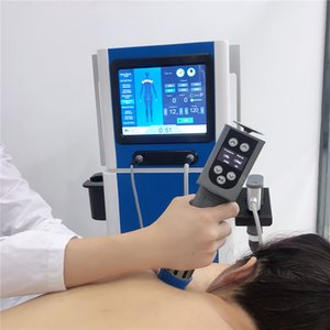 ESWT Back Pain Removal Shockwave Smartwave Physical Therapy Equipment Electromagnetic & Pneumatic Onda De Choque Shockwave ED Therapy