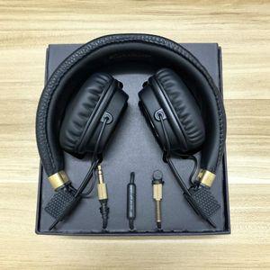 Headphones Bluetooth Major Wireless II Earphones 2nd Major Gaming Headsets For phone PC as marshall Headphones good quality
