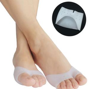 1 paire de gel de silicone Pied Fingers Toe pieds séparateur Soins Outils Bunion Splint Lisseur Nouveau Correcteur hallux valgus Massager