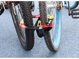 ULAC pieghevole della bicicletta del motociclo di blocco Mini portatile professionale antifurto Lega forte lega di acciaio zincato di trasporto di alta qualità