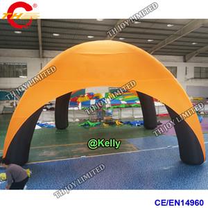 tenda gonfiabile del ragno di pubblicità di spedizione della porta libera da vendere, tende gonfiabili su misura di evento, tende gonfiabili del prato inglese