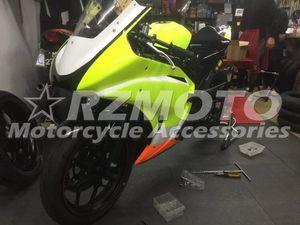 La versión del track Motorcycle Fairings para Yamaha YZF-R25 R3 2015 2016 2017 2018 YZF-R25 R3 15 16 17 18 Todo tipo de color No.F16