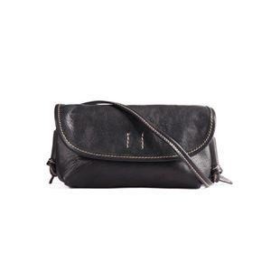 Designer bolsas de moda retro couro de um ombro saco de aleta fivela fivela pacote diagonal designer mala
