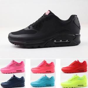 NIKE AIR MAX 90 AIRMAX 2020 vente chaude 90 HYP QS USA flag Sneaker pour hommes femmes amant designer entraîneur Chaussures de course Sport