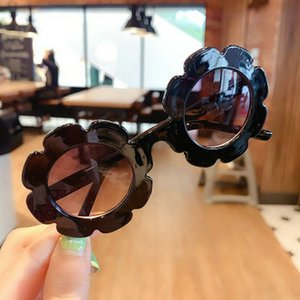 boys aviator sunglasses for kid lunettes de soleil filles Mahogany Cinnabar Cute Love Fashion Eyewear dNYea