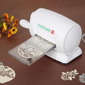 Die-Cut Macchine Stampi Cutting Embossing casa fai da te in plastica Scrapbooking taglierina di carta Carta strumento taglierina della carta di Die Cutting Machine CJ191212