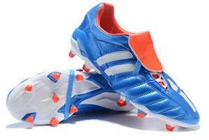 Predator Mania FG Chaussures de soccer à vendre 2020 Beckham Football Chaussures de football Bottes yakuda magasin FG Crampons Turf intérieur