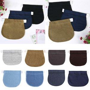 Maternity Adjustable Extender Waist Jeans Pregnancy Pants Waistband Belt Elastic Soft