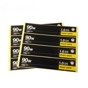 Customized Sticker stampa promozionale Sticker / fornitore veloce adesivi logo personalizzato in vendita