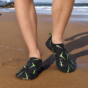 1 пара Мужчины Женщины Вода обувь Barefoot Beach Quick Dry аква Напольные носки