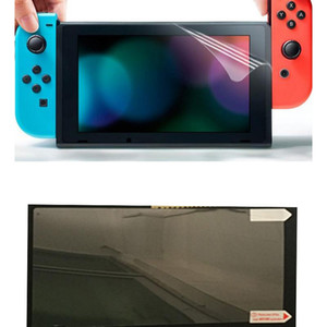 Anti-Scratch Full HD Clear Protective Film for Nintendo Nintend Switch NS Console Screen Protector Cover Skin Game Accessories hot newstore
