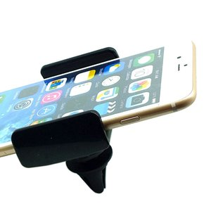 Air Vent Mount Phone Holder , 360 Adjustable Car Air Vent Mount Holder Stand Cradle For Mobile Phone GPS