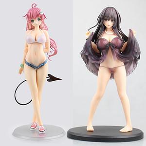 26 centimetri Anime to love ru Darness usura sexy ragazza rimovibile giapponese del fumetto di azione da collezione bambola figura del PVC calcola i giocattoli regali