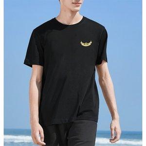 Ceodogg 2020 Новая футболка мужчины высокое качество хлопок повседневная с коротким рукавом мужчины футболка назад Письмо печати мода прохладно для человека