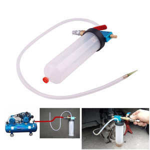Attrezzo sostitutivo per cambio olio cambio liquido freno per autoveicolo. Pompa frizione idraulica