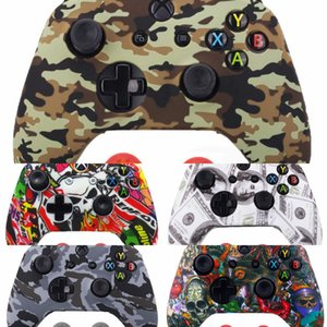 QZH6o Borsa di protezione Air schiuma rigida Custodia controller Leggero Facile Carry Case Cover portatile per Xbox One Gamepad
