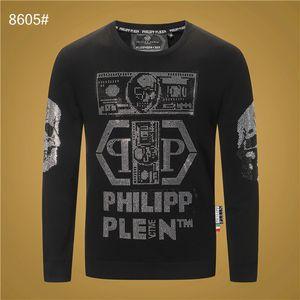 бесплатная доставка новых мужские Марка свитера осень Вышивка письма печать Винтер длинным рукавом роскошные Medusa свитеры