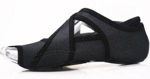 yoga caliente Venta-transfronteriza, ballet, zapatos de danza moderna para antideslizante profesional de la aptitud 5 dedos de yoga para adultos en vuelo