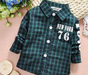 (1piece  lot) 100% cotton 2017 cute boy sport stripe outerwear 1-3 yearold 73.80.90.100cm