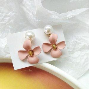 Vintage Tassel Earrings For Women Bohemian Statement Earrings Flower Dangle Drop Earring Brincos Female Fashion Jewelry