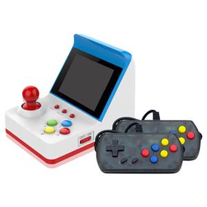 Retro Mini FC Game Arcade Red and White Machine Built-in 360 Double Handle Retro Handheld Mini Game Arcade