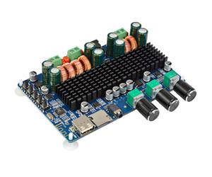 AIYIMA Amplificadores Audio Board Amplificador Bluetooth USB TF Decodificación 2.1 Canal Digital Amplifier Board 100W DC12 ~ 26V