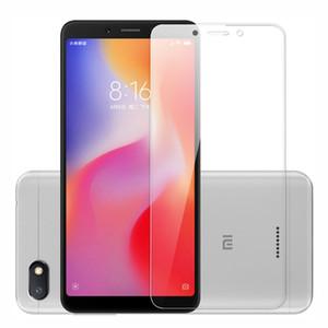"""9H Trempé Verre Pour Xiaomi Redmi 6A Protecteur D'écran Pour Xiaomi Redmi 6 Film De Protection Trempé 5.45 """"Téléphone"""