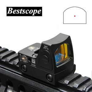 Trijicon Mini RMR Red Dot Visier Kollimator Scopes / Gewehr Reflexvisier Scope fit 20mm Weaver Rail Für Airsoft / Jagdgewehr