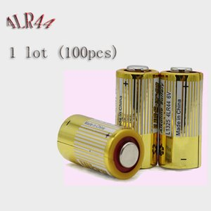 100pcs 1 Los 4LR44 6V 476A L1325 Dry Alkaline Batterie-Auto-Fernsteuerungstaktgeber Spielzeug Rechner High Capacity