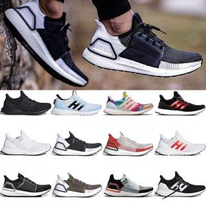 36-47 ultra boost Zapatillas de running de marca para hombre Zapatillas de deporte de diseño en negro Multi color blanco Panda Oreo True Pink Zapatos deportivos