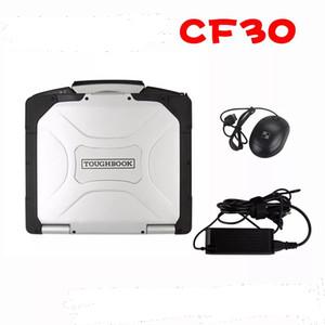 portátil de segunda mano Toughbook CF30 CF30 ram 4g diagnóstico auto ordenador 1 año de garantía para herramientas de auto