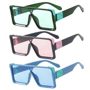 2020 Luxus überzogene Logoo Sunglasses Designer M96006WN Vintage 96006 Verkaufen Frame Männer Shiny Gold Gold Hot Sonnenbrille für Millionär Top F Vllr