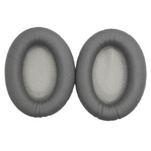 Oreja de ratón Esponja Earshield cojines de piel de auriculares Ear Headset cubierta Earcaps de Bose QC15 QC25 QC2