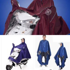 S7V7p Swallow single Oxford cloth car motorcycle poncho men's and women's light raincoat riding outdoor Motorcycle electric vehicle electric