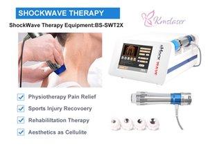 Fisioterapia de venda de alta fisioterapia EXTRACORPEAL EDAcular Equipamento de Equipamento de Equipamento de Onda e Home Uso Ed Choque Máquina Terapia