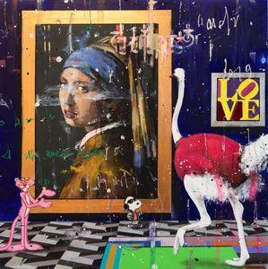 Angelo Accardi MY NEW WORK Home Decor ремесла / HD печати Картина маслом на холсте Wall Art Canvas картинки 200514